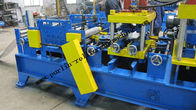 Best 20 KW Steel Frame C Purlin Roll Forming Machine For C / Z / U Shape Purlins for sale