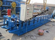 Best 15Kw Carbon Steel C Purlin Roll Forming Machine , Full Automatic C Z Purlin Production Line for sale
